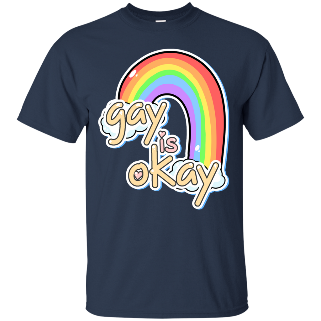 LGBT - Gay is Okay gay is okay T Shirt & Hoodie