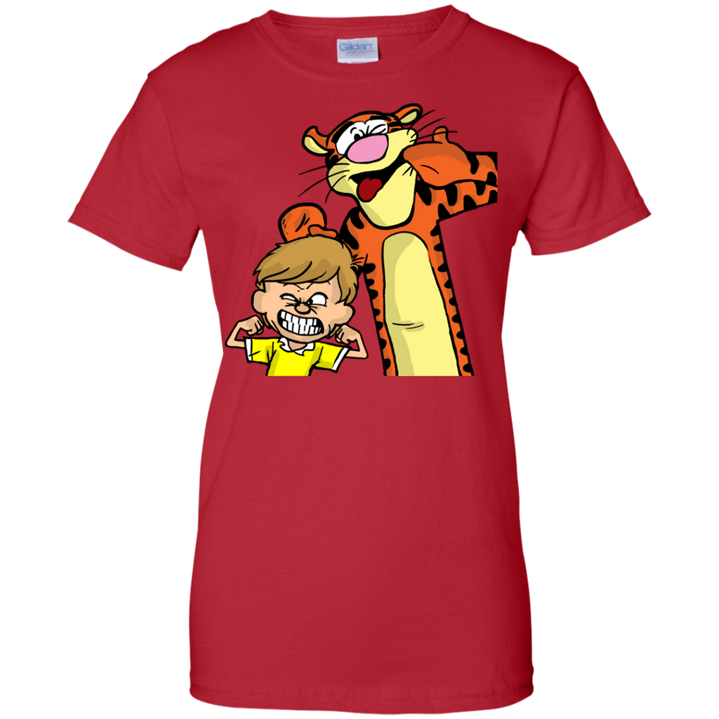 Marvel - Christopher and Tigger tigger T Shirt & Hoodie