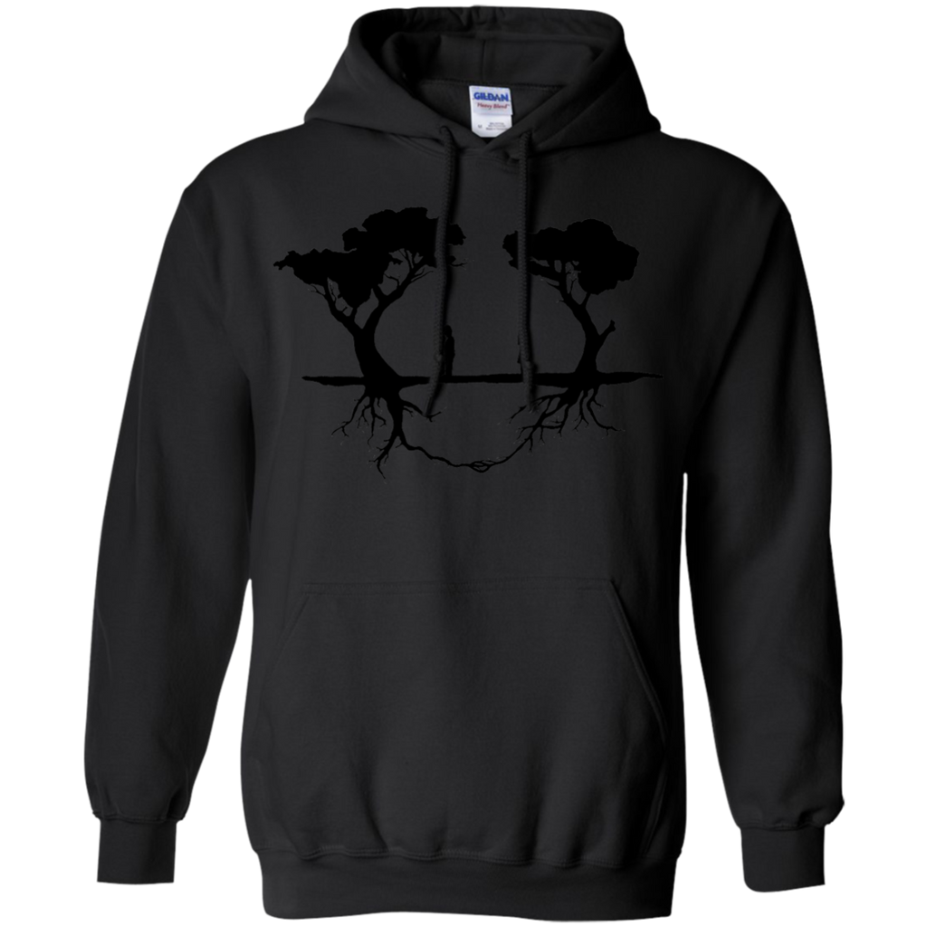 Camping - Two trees trees T Shirt & Hoodie
