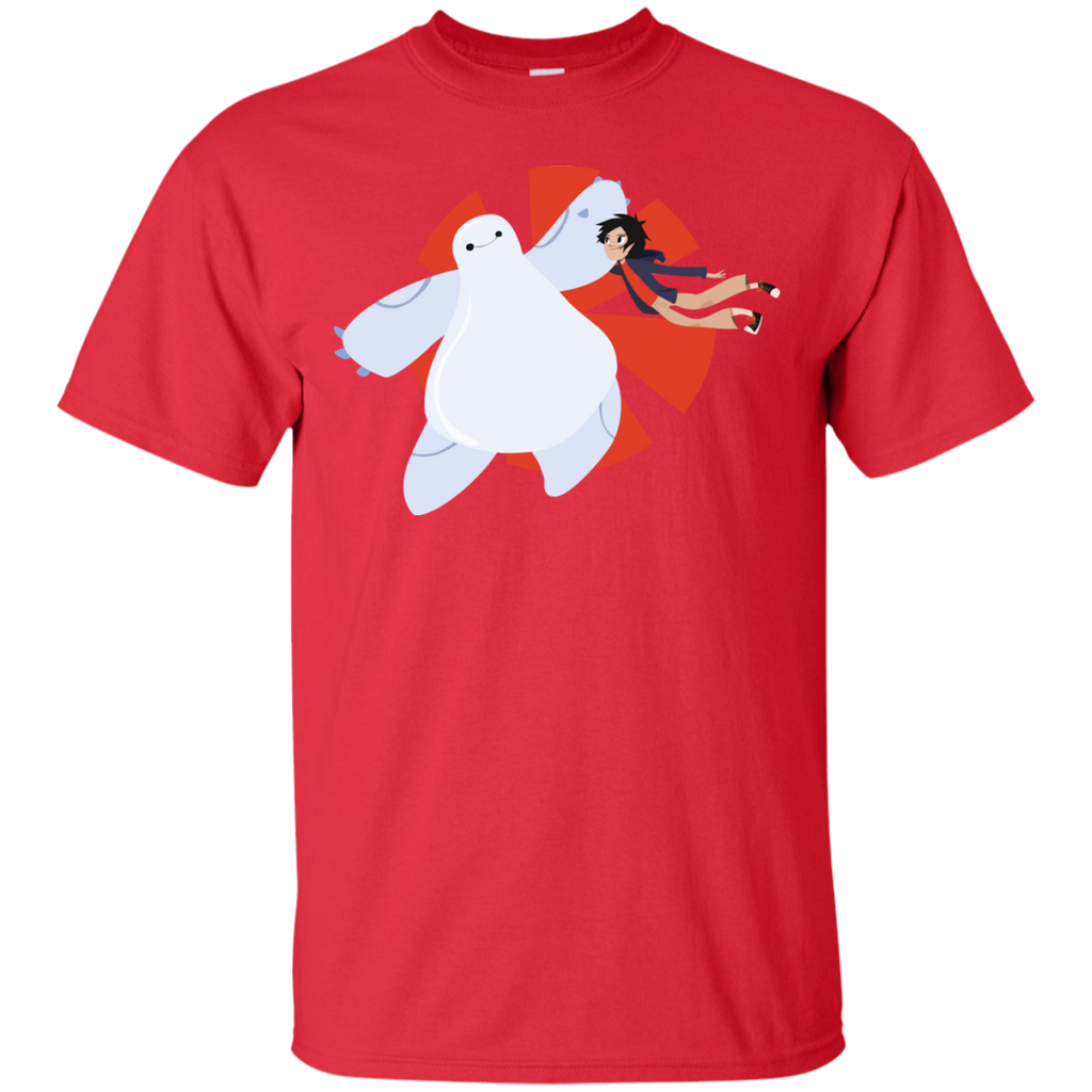 Marvel - Big Hero 6 by lobatalobos movie T Shirt & Hoodie