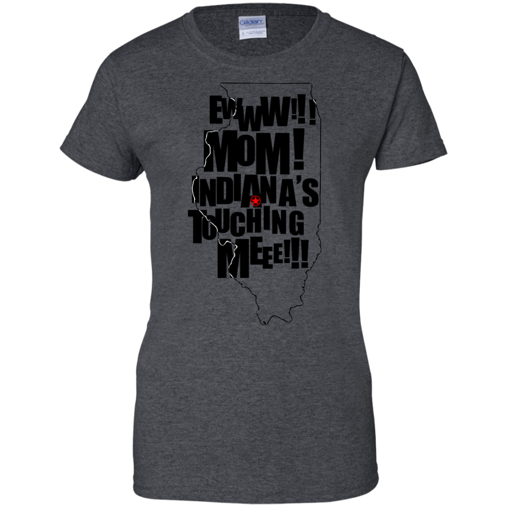 LGBT - Ewww Indiana Version 3 land of lincoln T Shirt & Hoodie