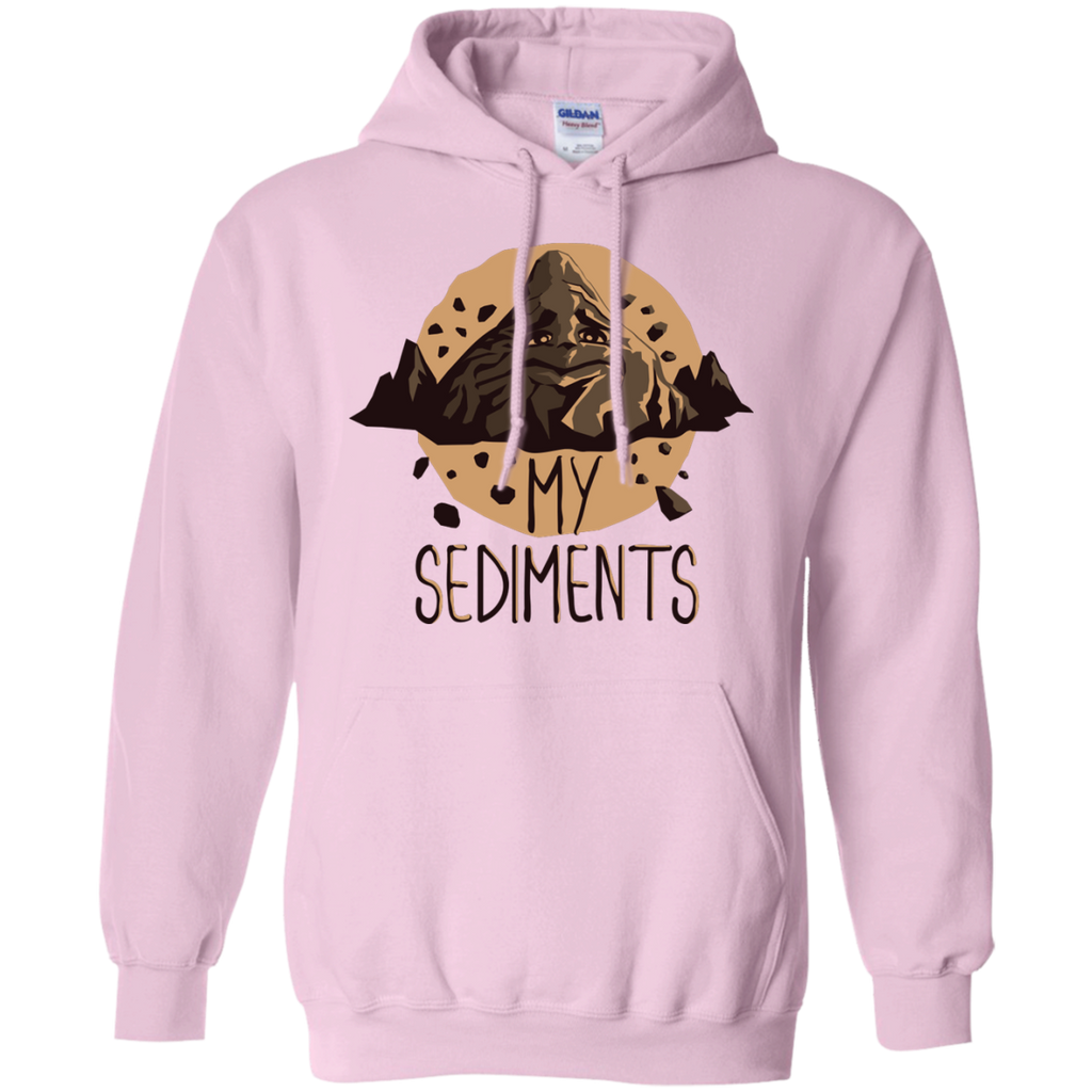 Hiking - My Sediments geology T Shirt & Hoodie