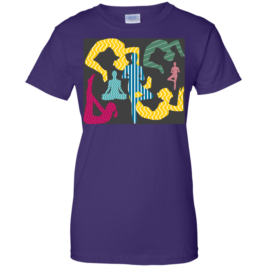Yoga - Psychedelic Fitness T Shirt & Hoodie