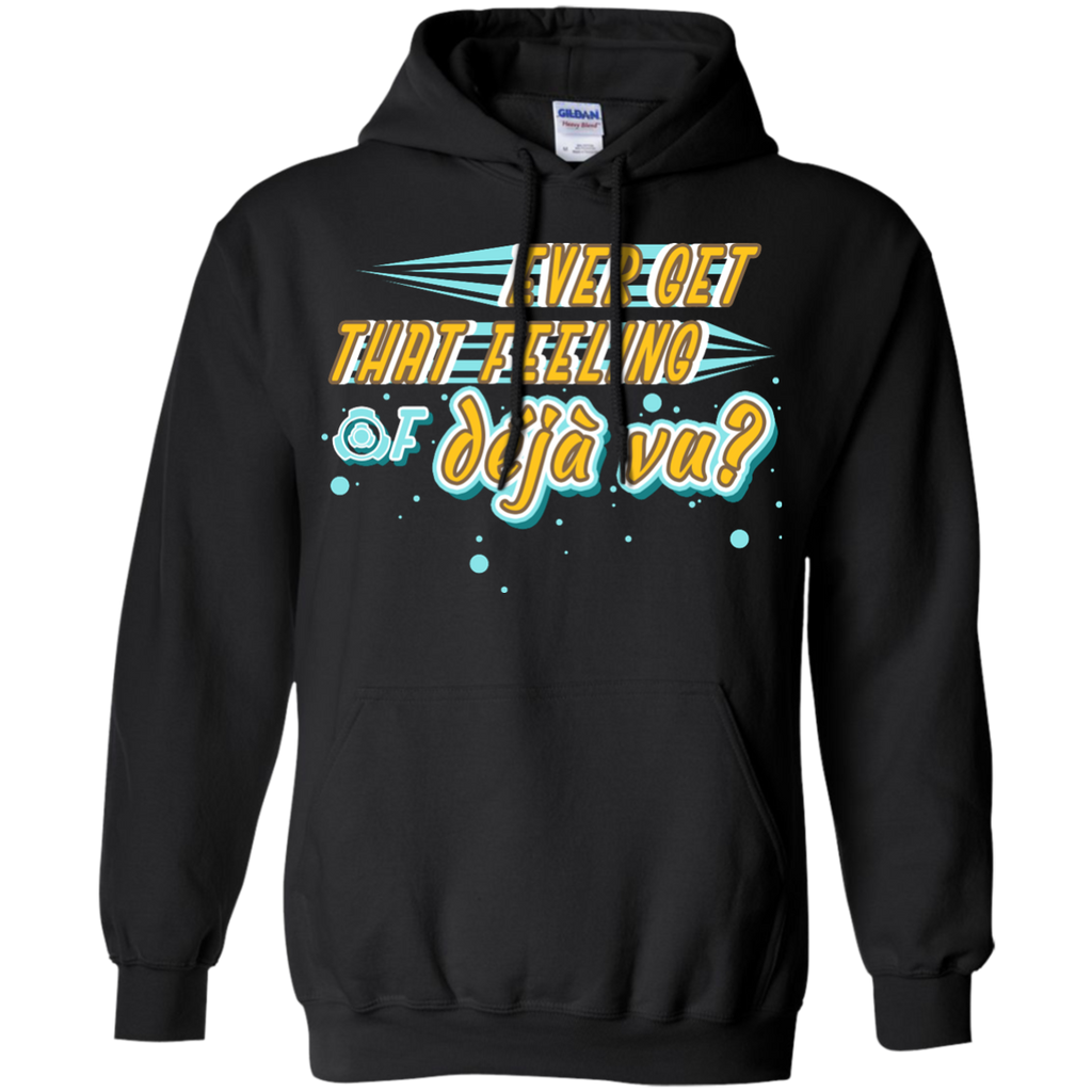 LGBT - Ever get that feeling of Deja Vu overwatch tracer T Shirt & Hoodie