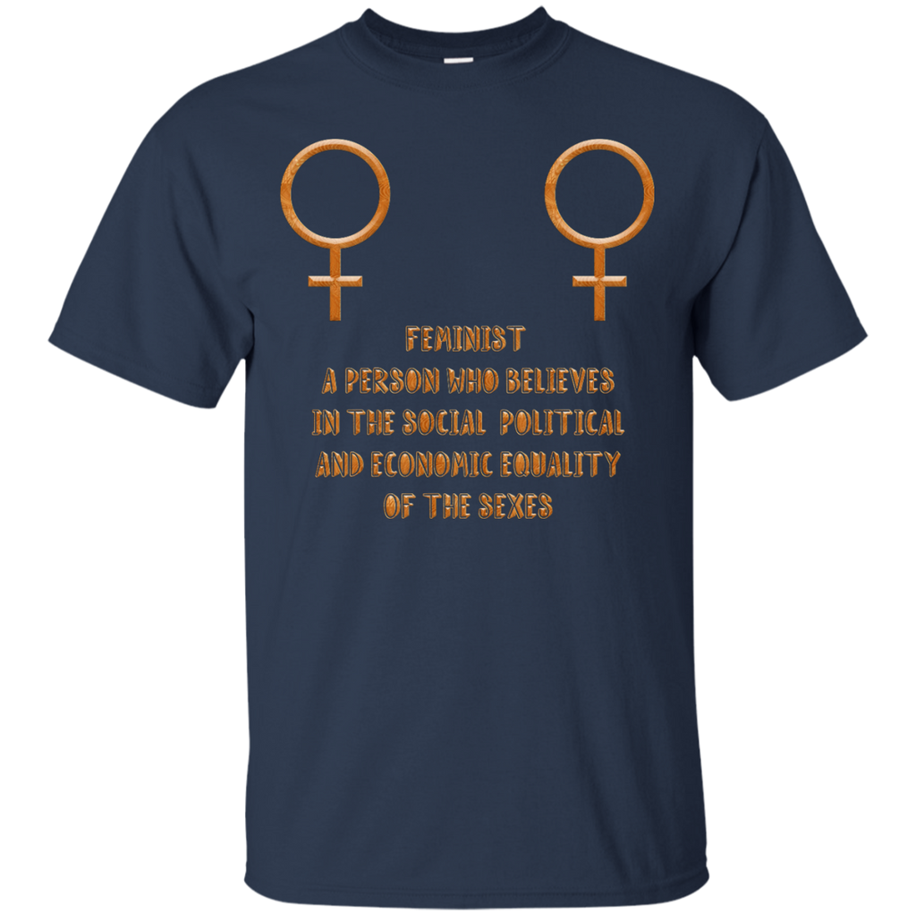 LGBT - Feminist a person who believes in the social political And economic equality of the sexes free the nipple T Shirt & Hoodie