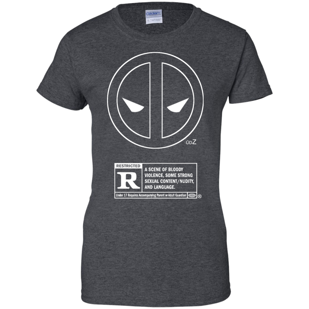 Marvel - Deadpool R rated t marvel T Shirt & Hoodie
