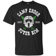 Camping - Camp Endor star wars T Shirt & Hoodie