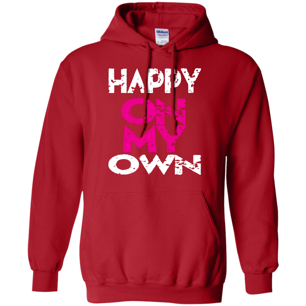 Camping - tent camping happy on my own camp nurse T Shirt & Hoodie