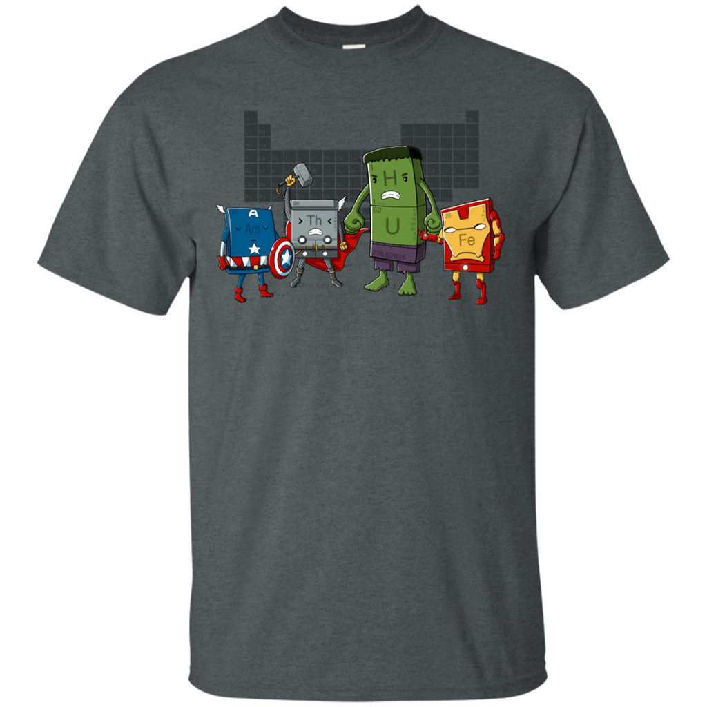 Marvel - Chemical Avengers elements T Shirt & Hoodie