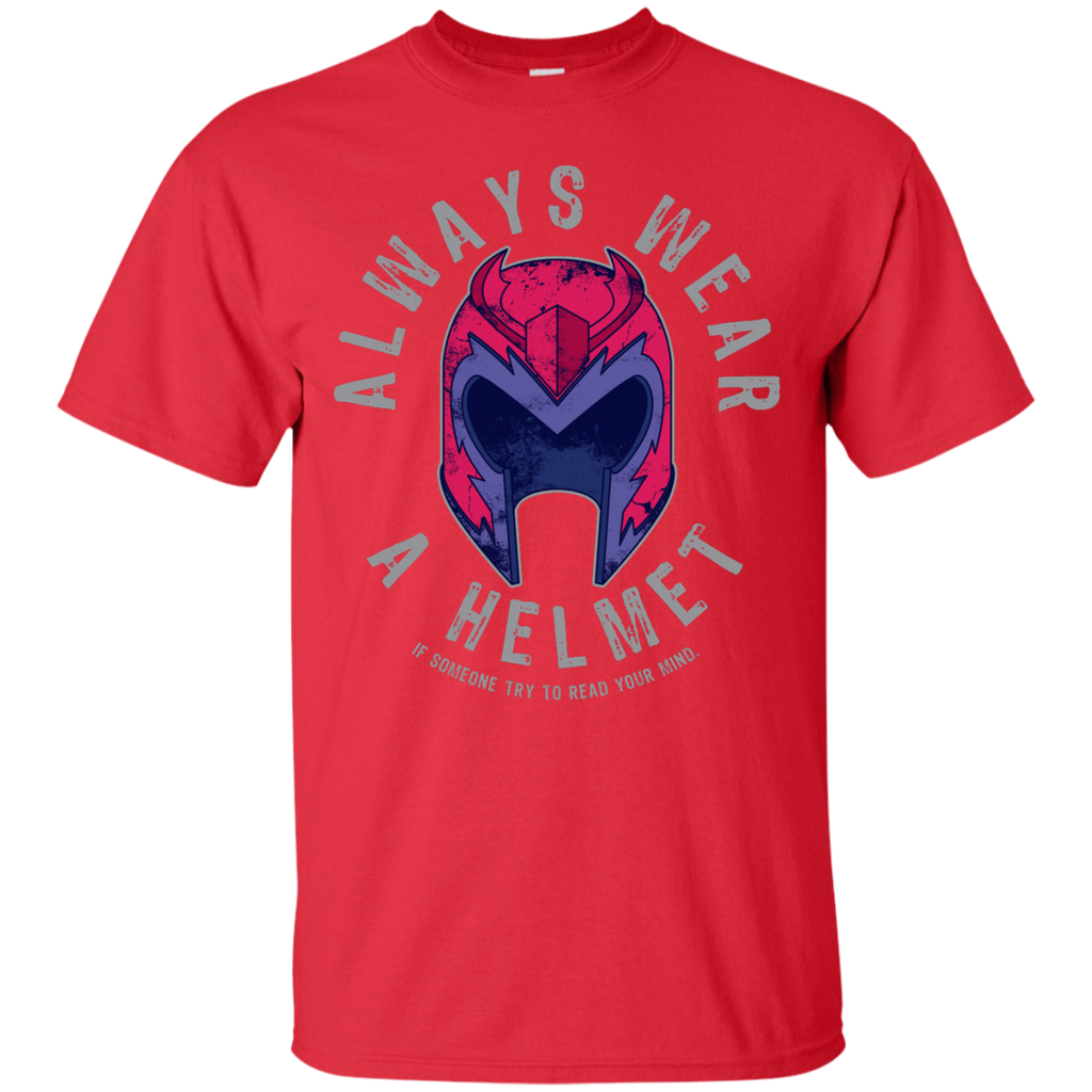 Marvel - Always wear a helmet magneto T Shirt & Hoodie