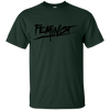LGBT - Feminist Brush Stroke Logo equal rights T Shirt & Hoodie
