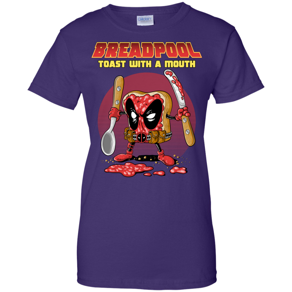 Marvel - BREADPOOL marvel comics T Shirt & Hoodie