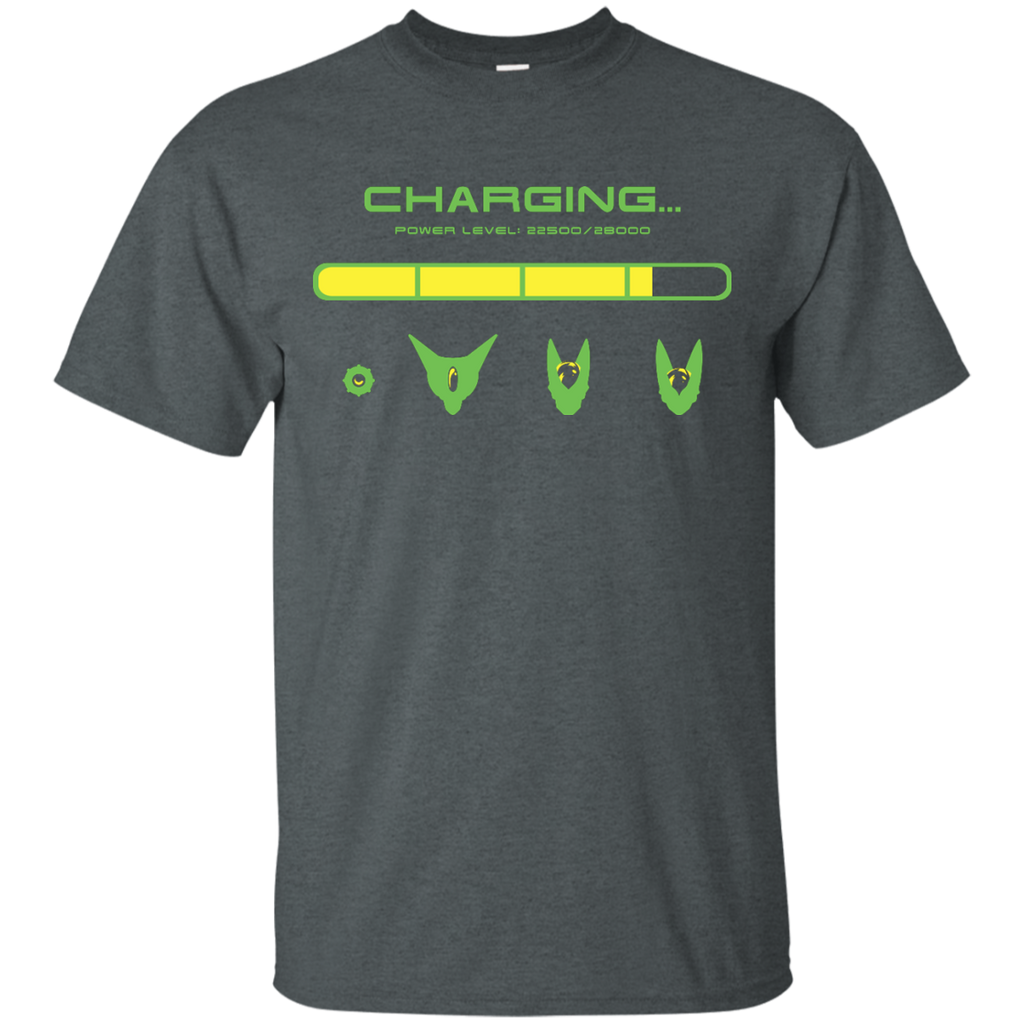 Dragon Ball - CHARGING CELL vectordesign T Shirt & Hoodie
