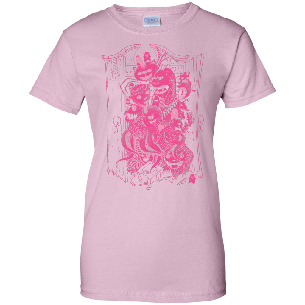 LGBT - Closet Monsters come in Pink pink T Shirt & Hoodie