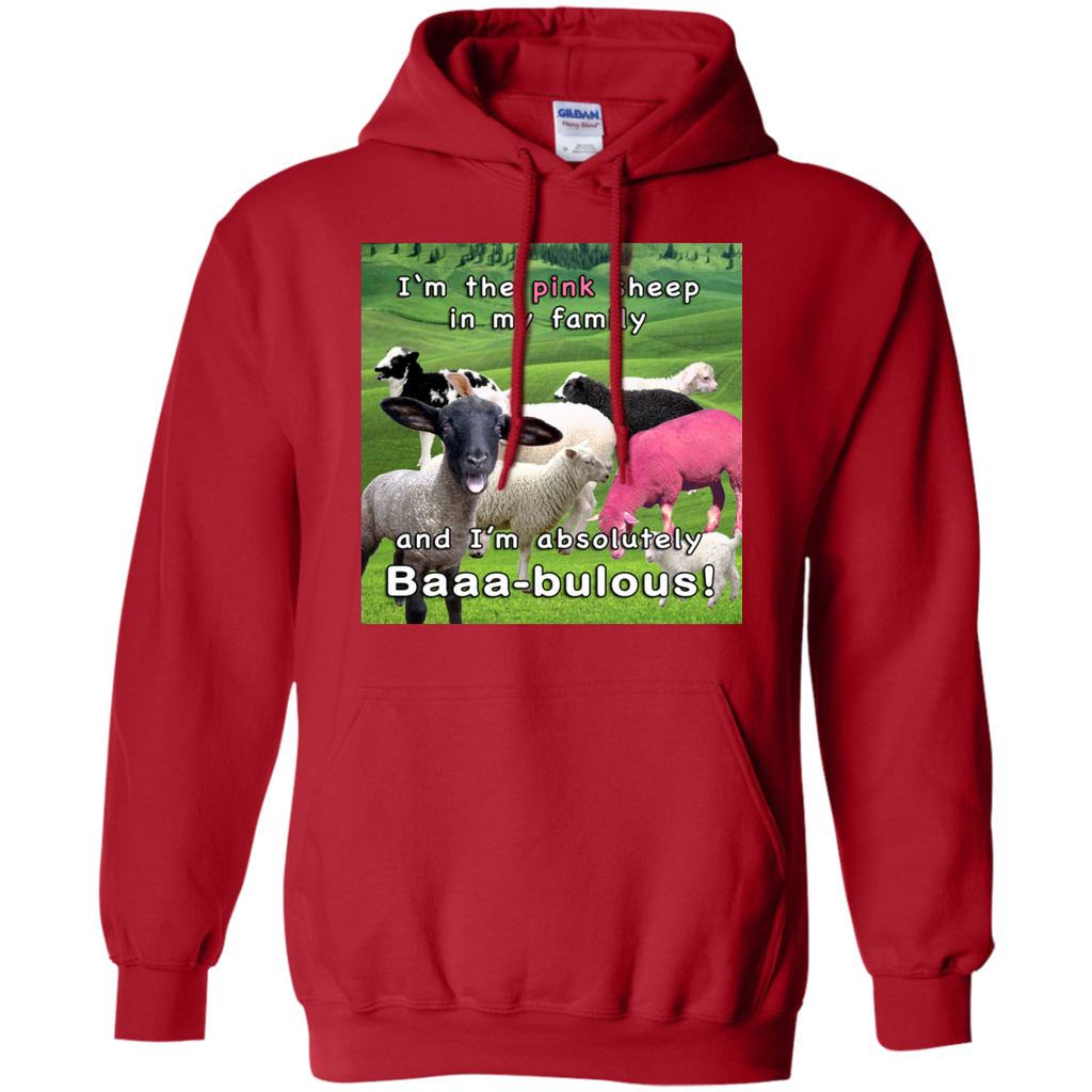 LGBT - Pink Sheep of the Family funny T Shirt & Hoodie