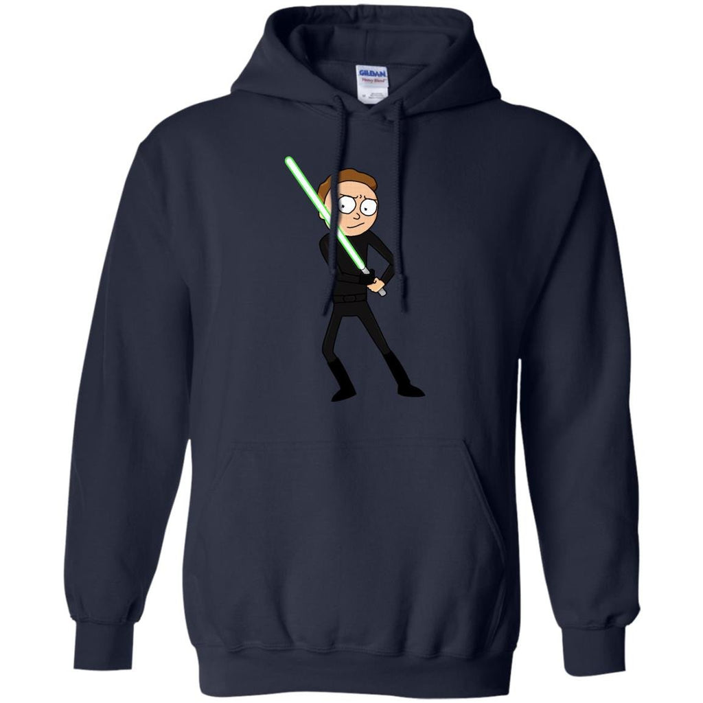 STAR WARS SHIRT - Morty Skywalker T Shirt & Hoodie
