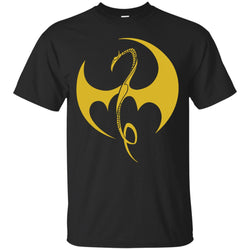 MARVEL IRON FIST - Netflix Iron Fist Yellow T Shirt & Hoodie