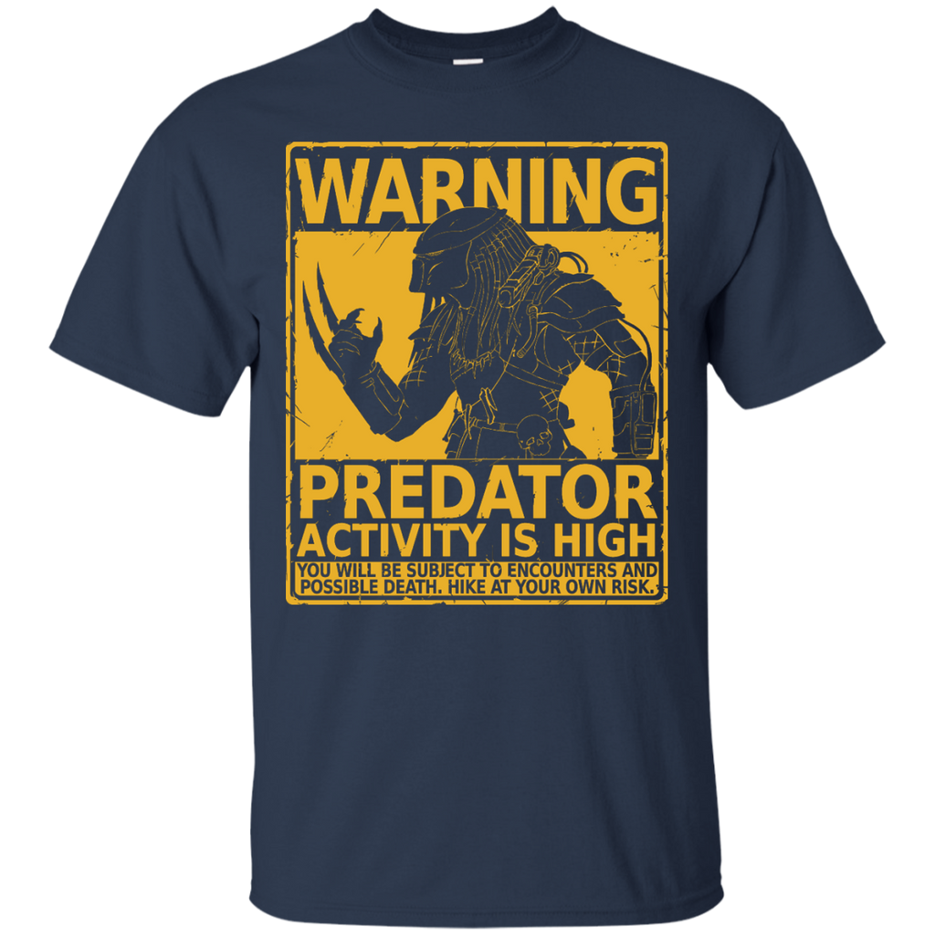 Hiking - Hunting Season predator T Shirt & Hoodie