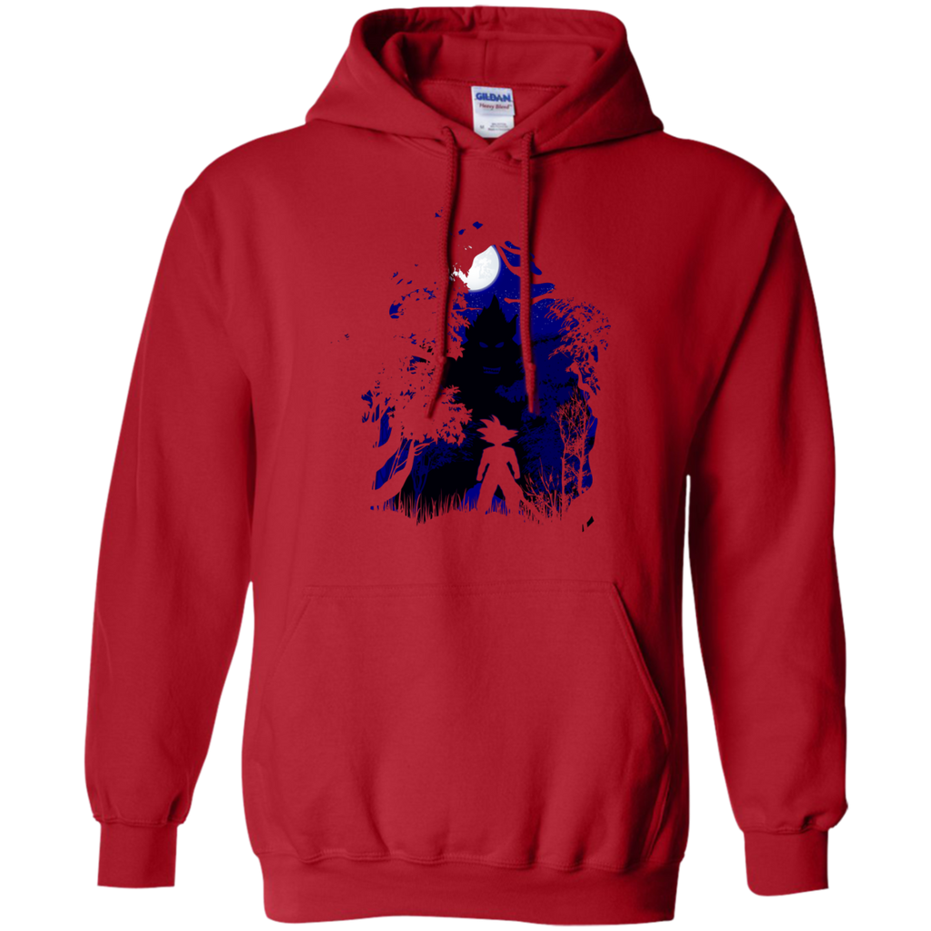 Dragon Ball - BATTLE IN THE NIGHT dragon ball T Shirt & Hoodie