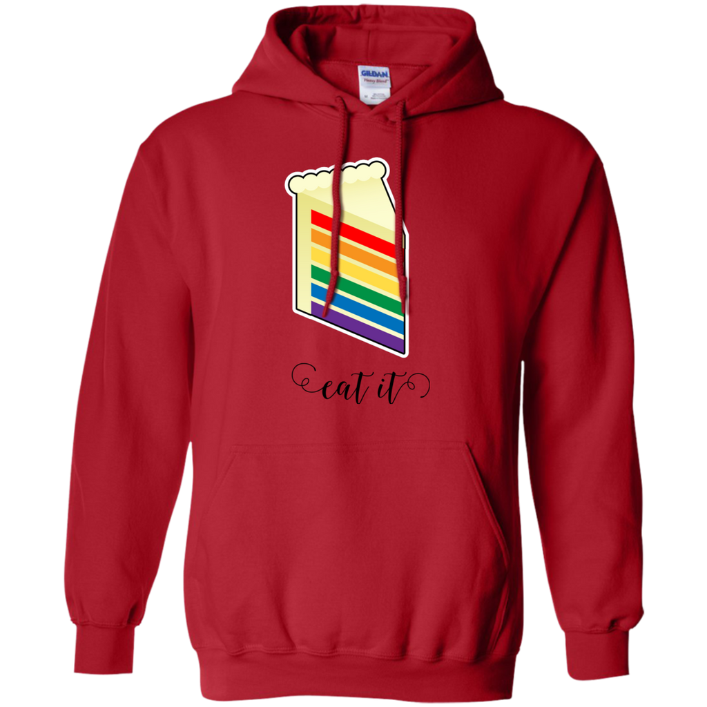 LGBT - Eat It Rainbow Pride Cake love wins T Shirt & Hoodie