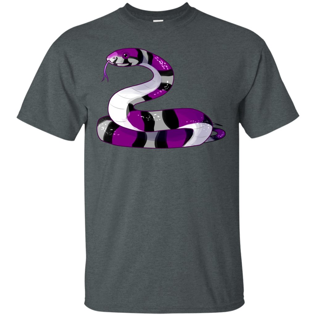 LGBT - Asssexual Snake reptile T Shirt & Hoodie