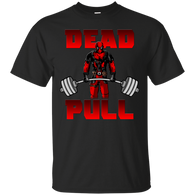 Marvel - Dead Pull Deadpool Deadlift bodybuilding T Shirt & Hoodie