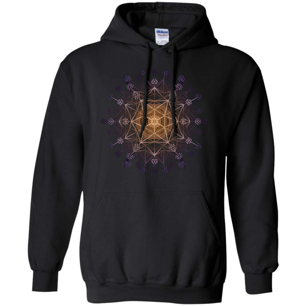 Yoga - The Core of Crystal Codex T Shirt & Hoodie