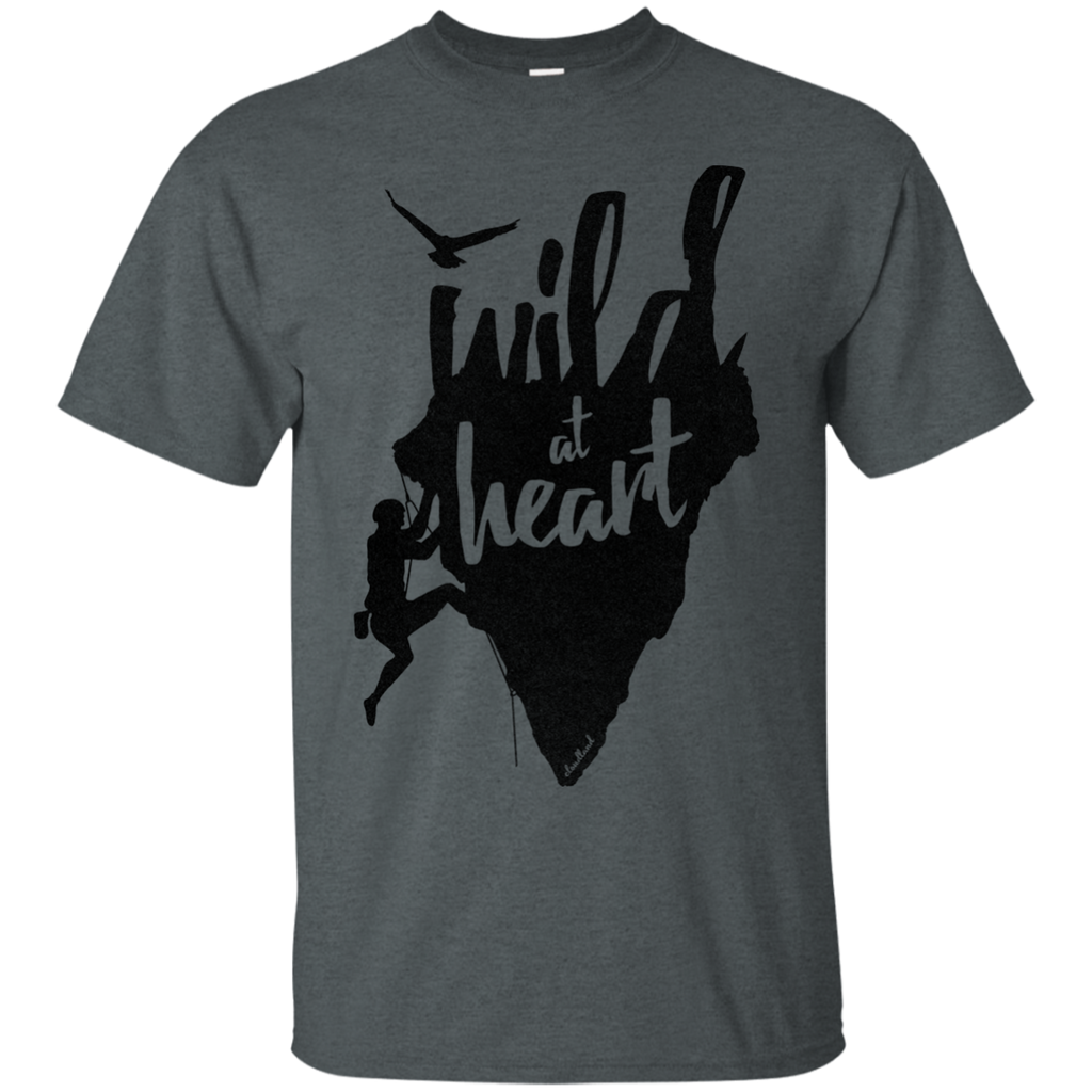 Hiking - Wild at Heart cloudland T Shirt & Hoodie