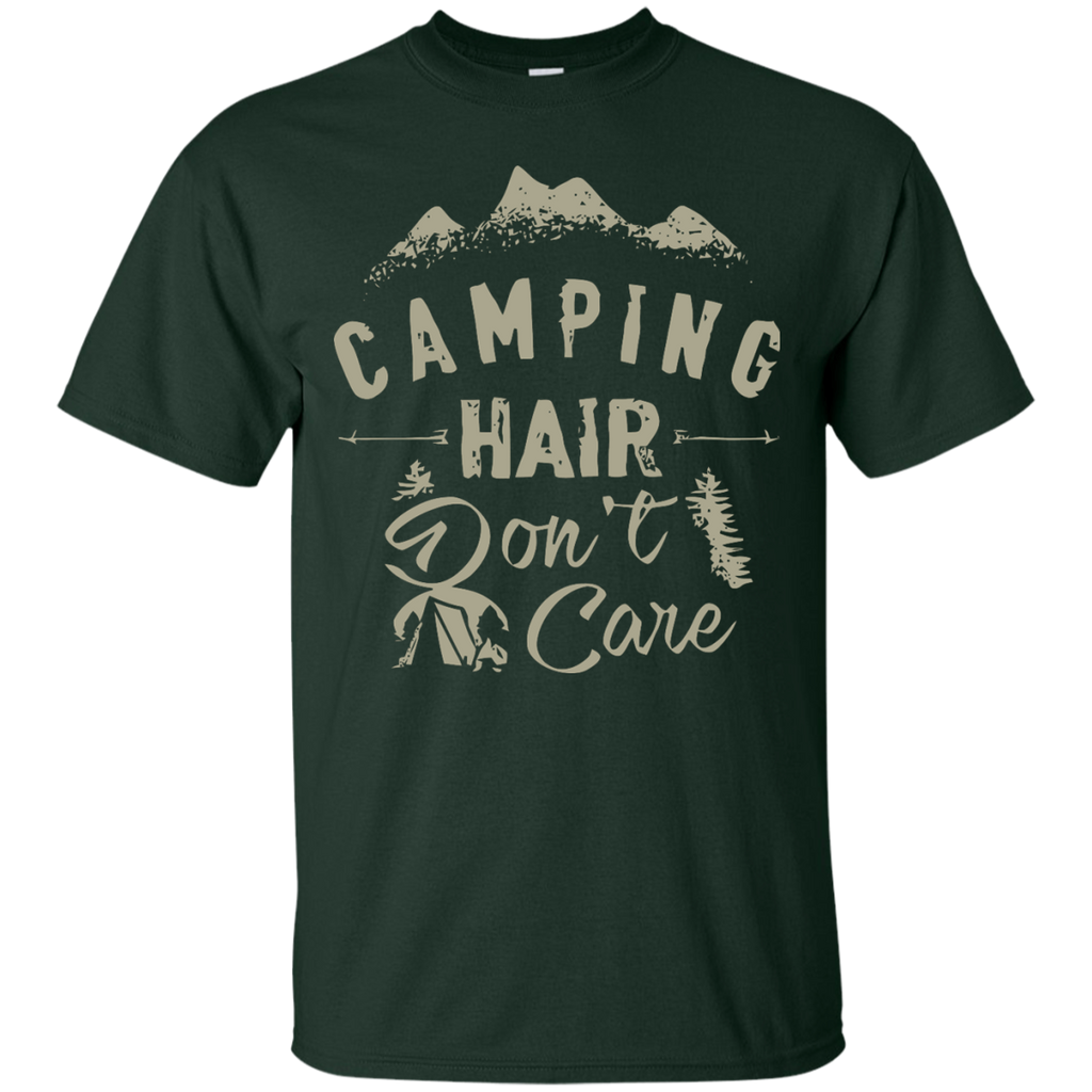Camping - Camping hair dont care Tshirt camping hair dont care t shirt T Shirt & Hoodie