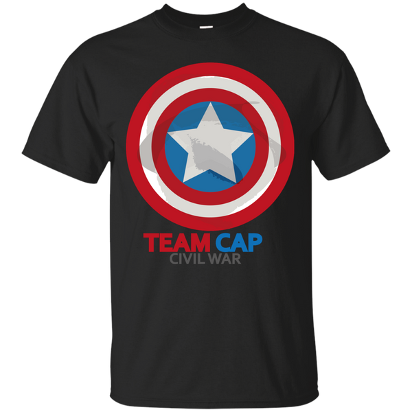 Marvel - Captain America Civil War comic book T Shirt & Hoodie