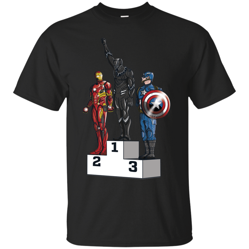 Marvel - PANTHER POWER black panther T Shirt & Hoodie