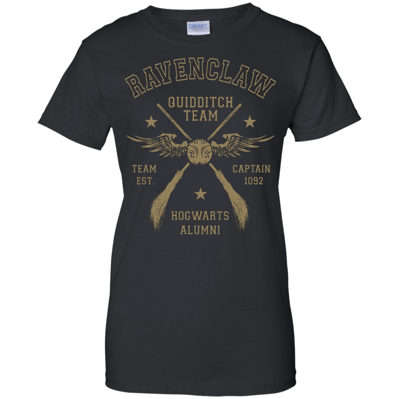 aecd67f9 ... HARRY POTTER - Ravenclaw Quidditch Team Captain T Shirt & Hoodie ...