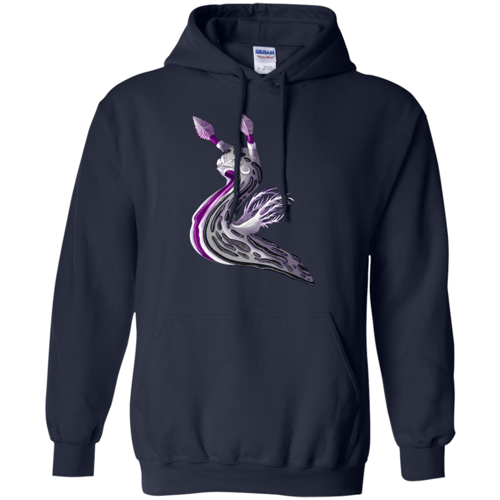 LGBT - Asexual Nudibranch sea slug T Shirt & Hoodie