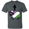 LGBT - Genderqueer Sheep of The Family LGBTQIA Pride genderqueer T Shirt & Hoodie