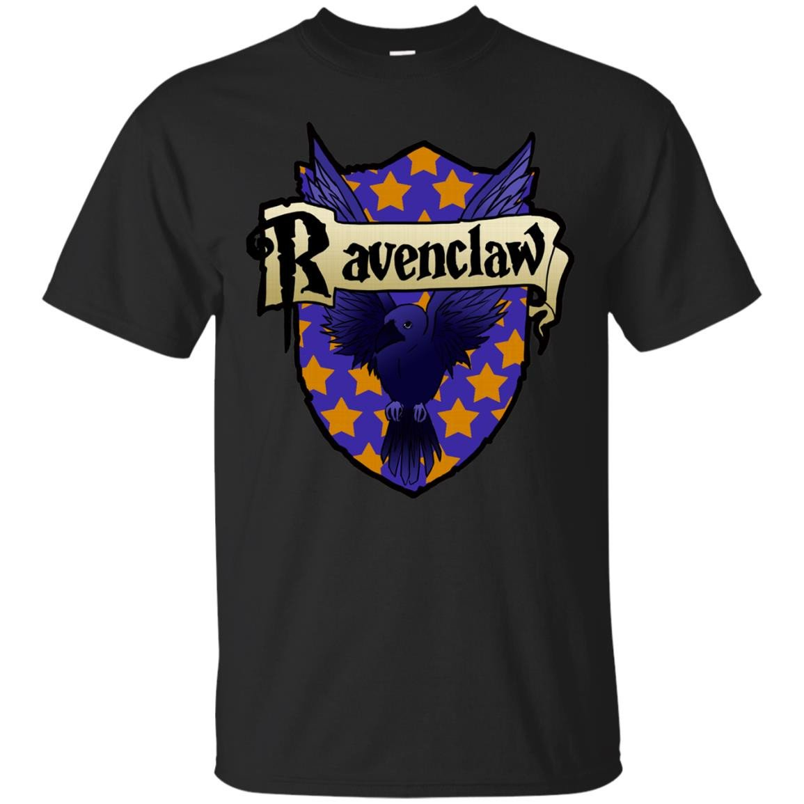 Harry Potter – Ravenclaw House Crest T Shirt & Hoodie