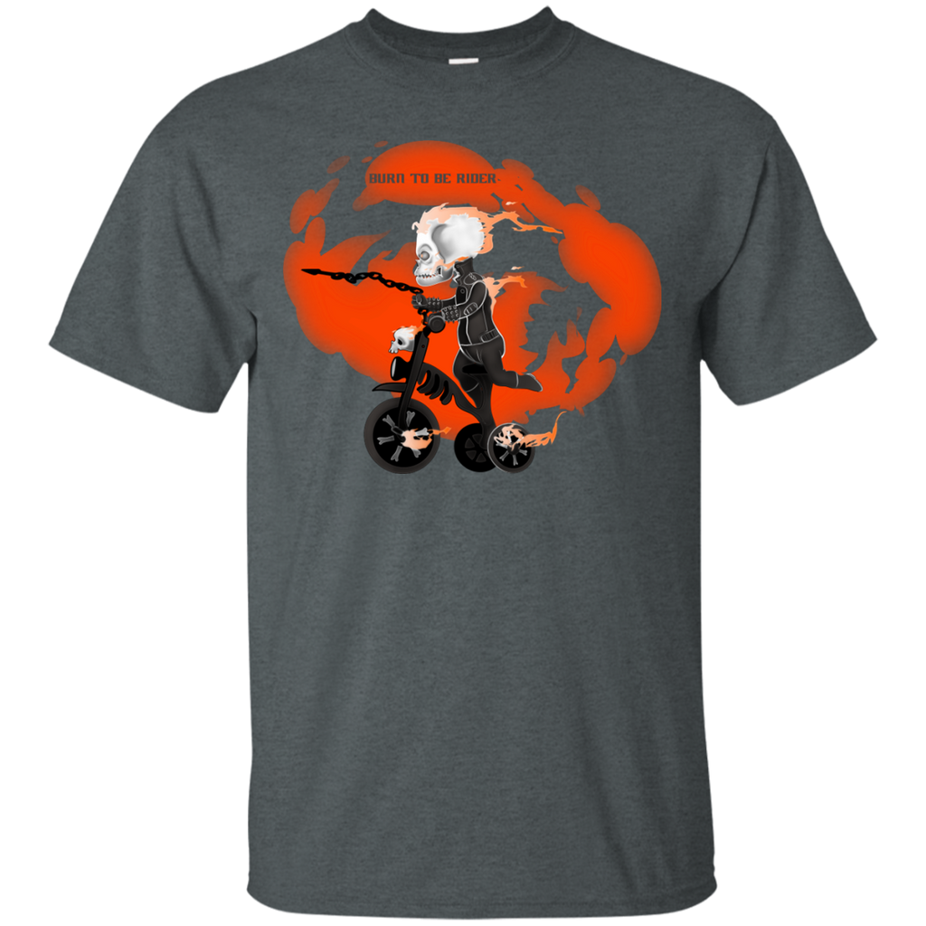 Marvel - burn to rider children T Shirt & Hoodie