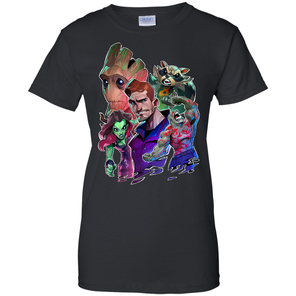 Marvel - Guardians of the Galaxy guardians T Shirt & Hoodie