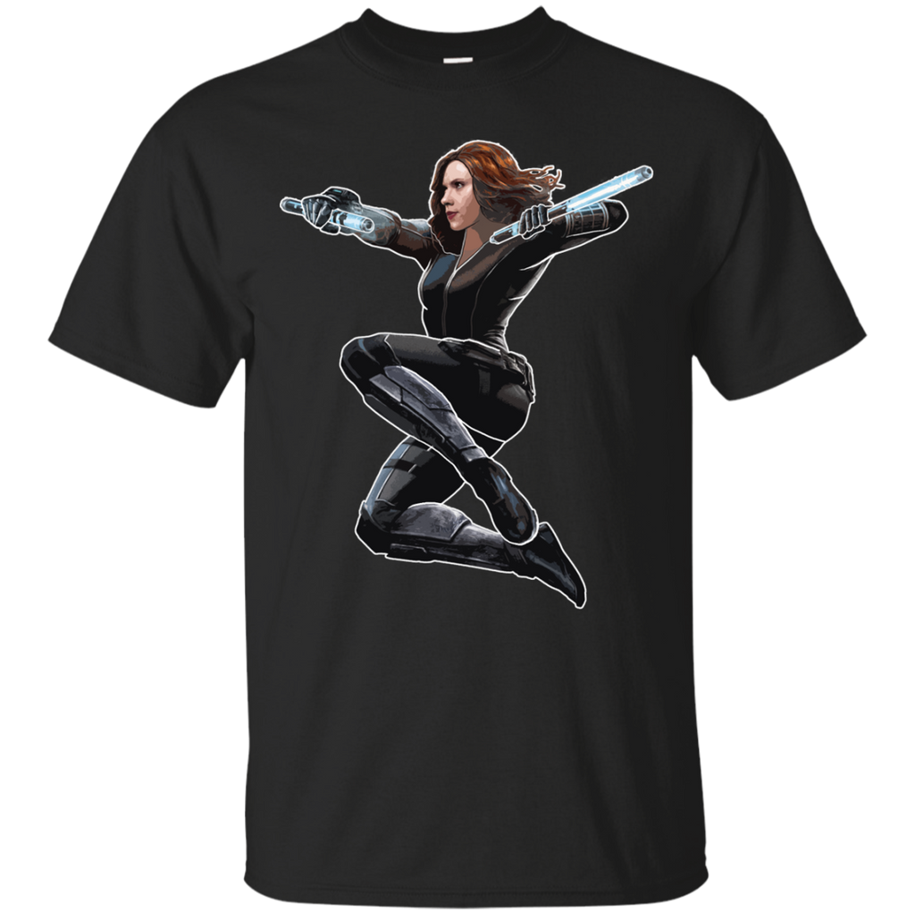 Marvel - Widows Bite captain america T Shirt & Hoodie