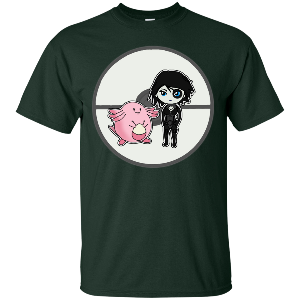 Marvel - XMon  Domino and Chancey pokeball T Shirt & Hoodie