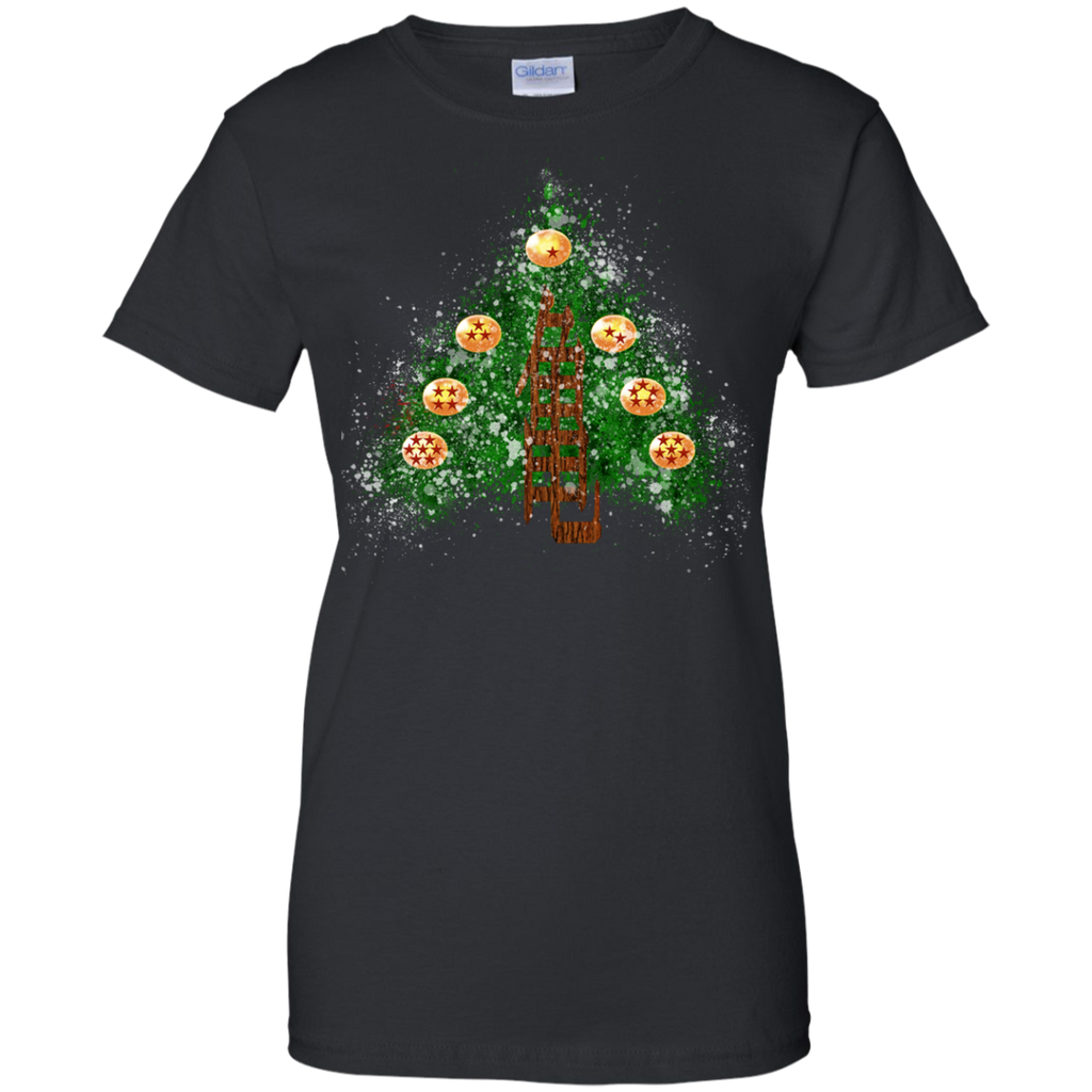 Dragon Ball - Christmas with Dragon Ball vdeo games T Shirt & Hoodie