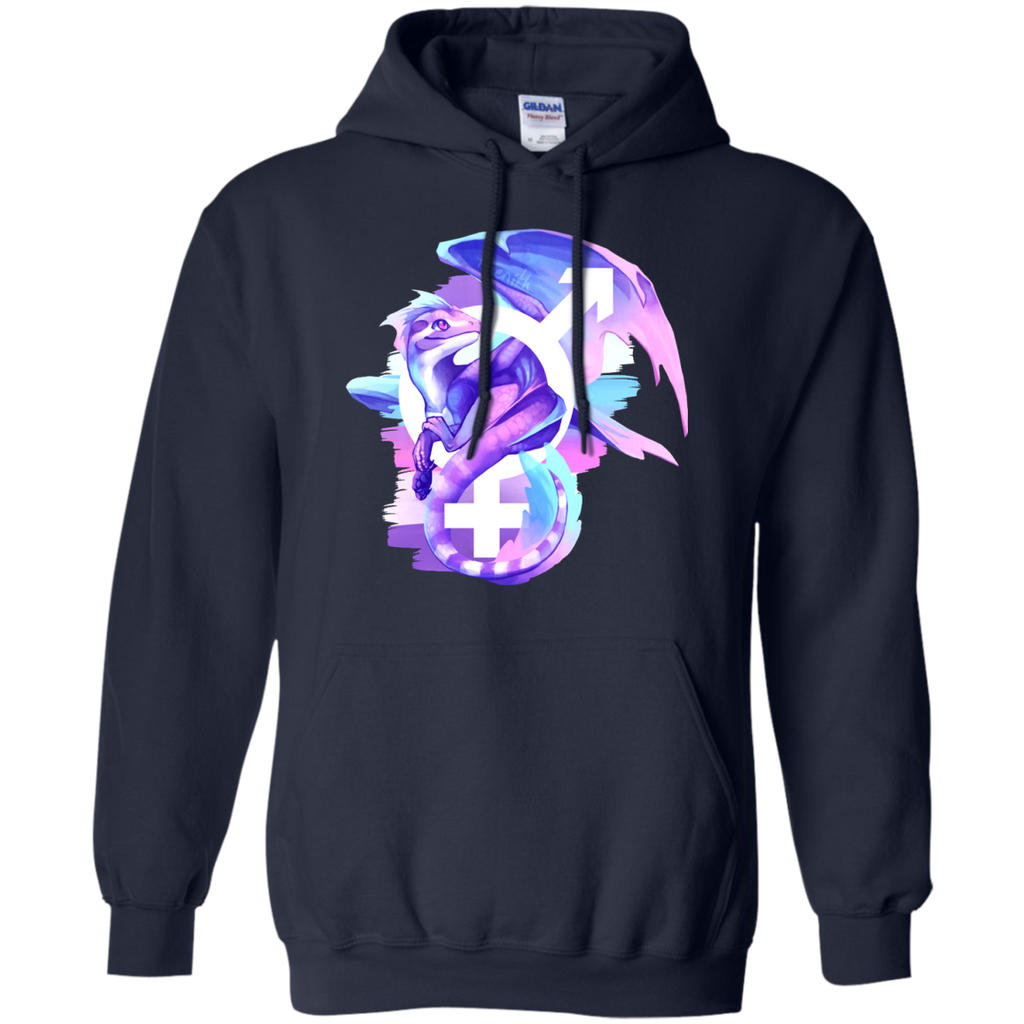 LGBT - Intersex Pride Dragon pride T Shirt & Hoodie