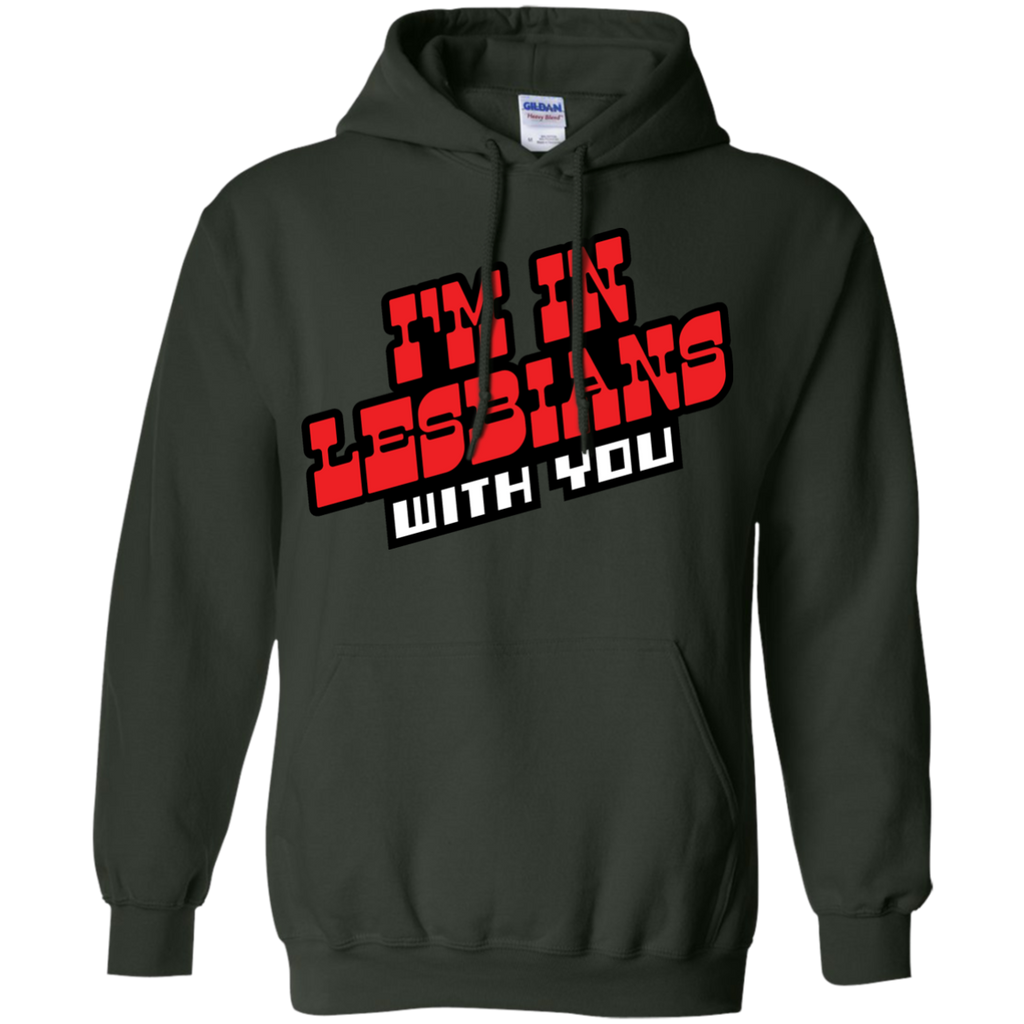 LGBT - Im In Lesbians With You scott pilgrim T Shirt & Hoodie