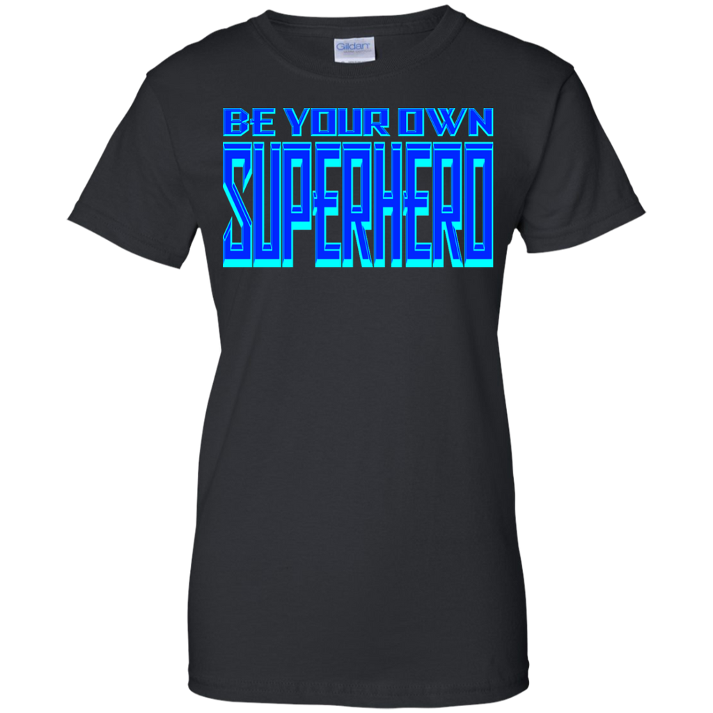 Marvel - Be your own Superhero Ice  T Shirt & Hoodie