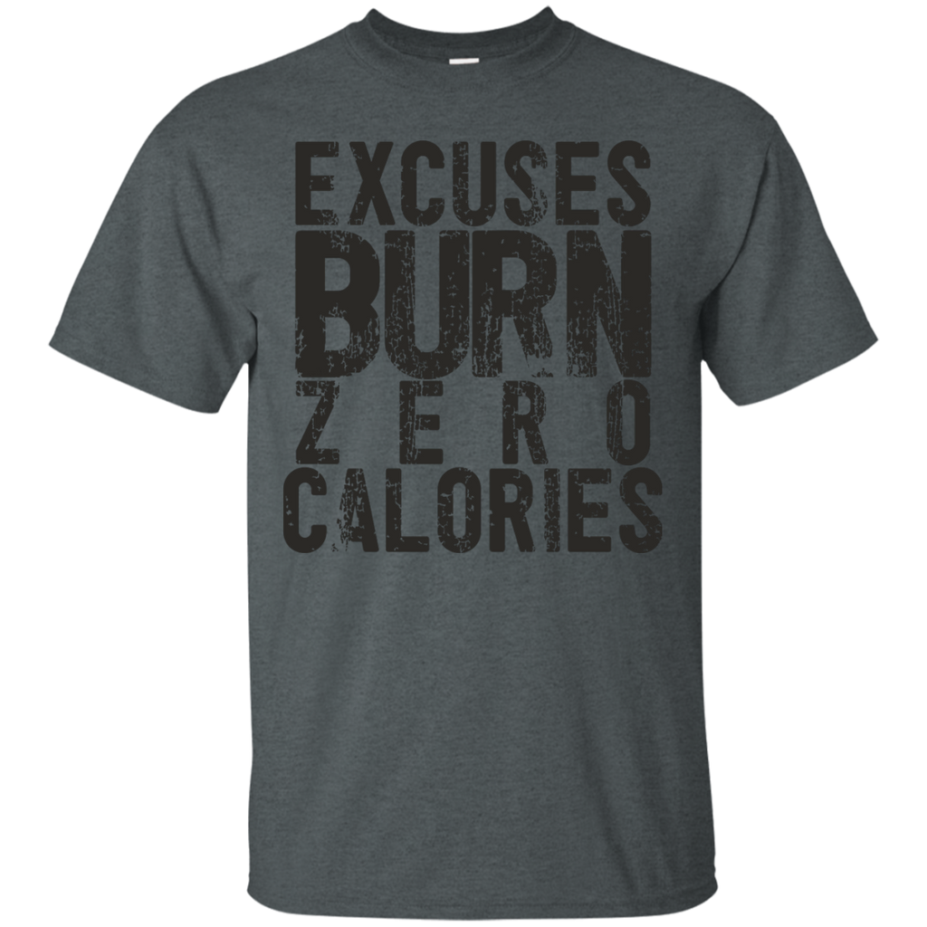 Yoga - EXCUSES BURN ZERO CALORIES T shirt & Hoodie