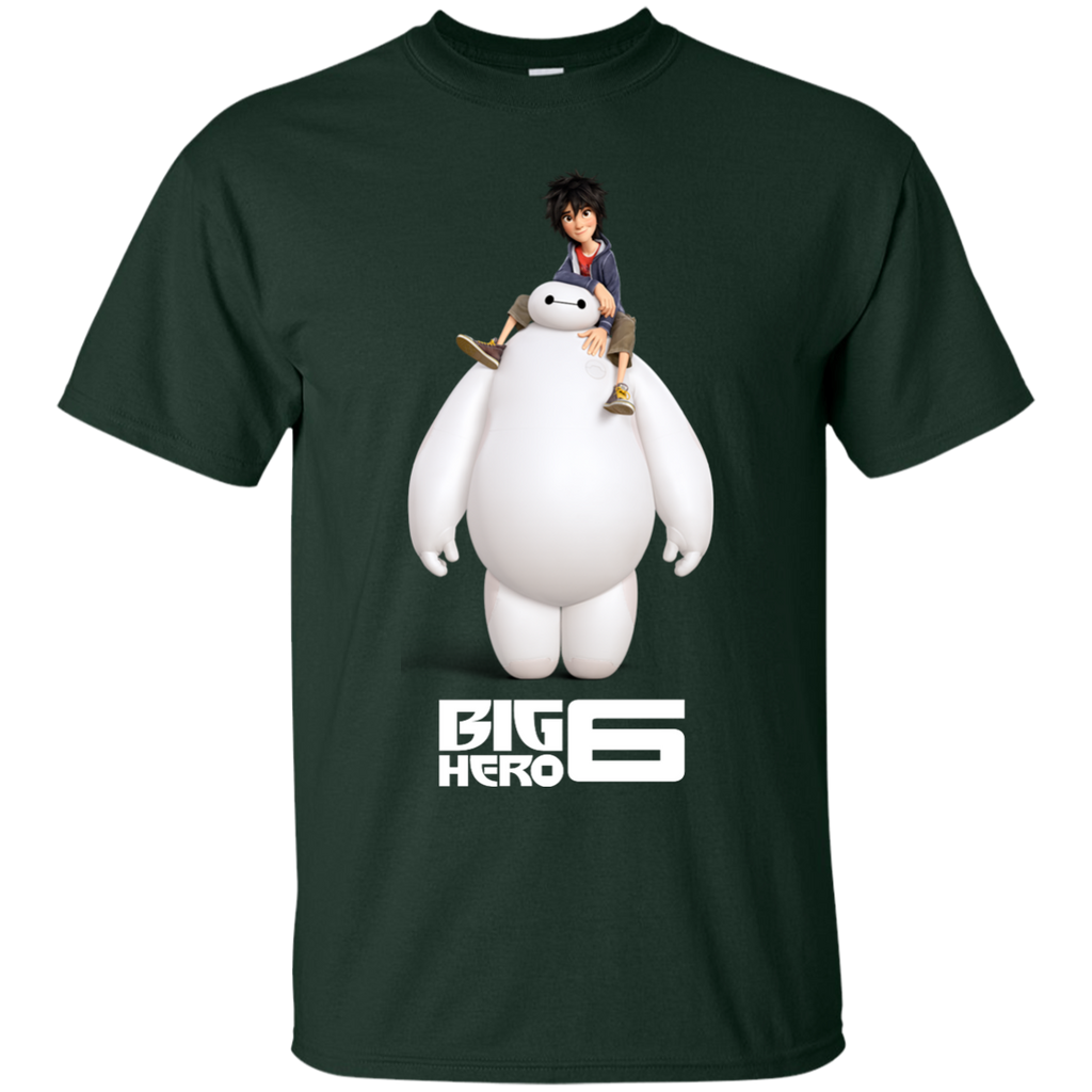 Marvel - Big Hero 6 movie T Shirt & Hoodie