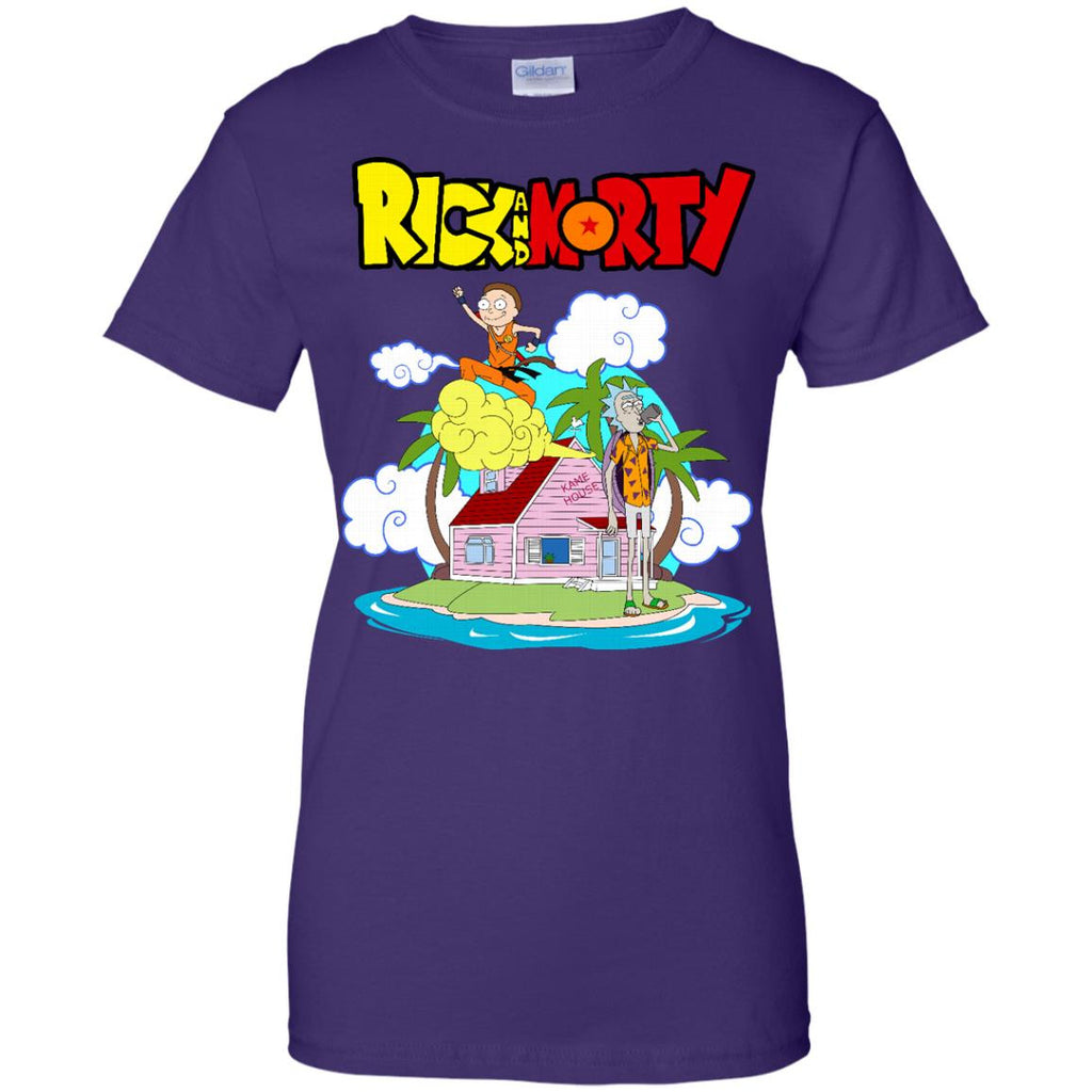 RICK AND MORTY - Rick and Morty Holidays T Shirt & Hoodie