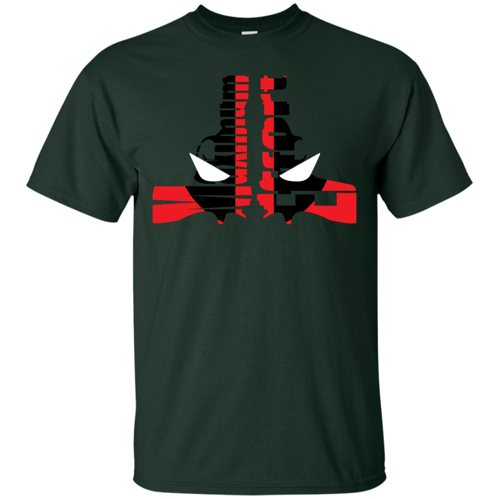 Marvel - Guns for Maximum Effort deadpool T Shirt & Hoodie