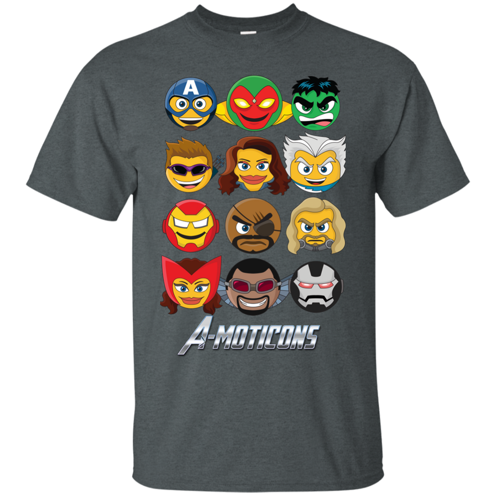 Marvel - AMoticons nerdy T Shirt & Hoodie