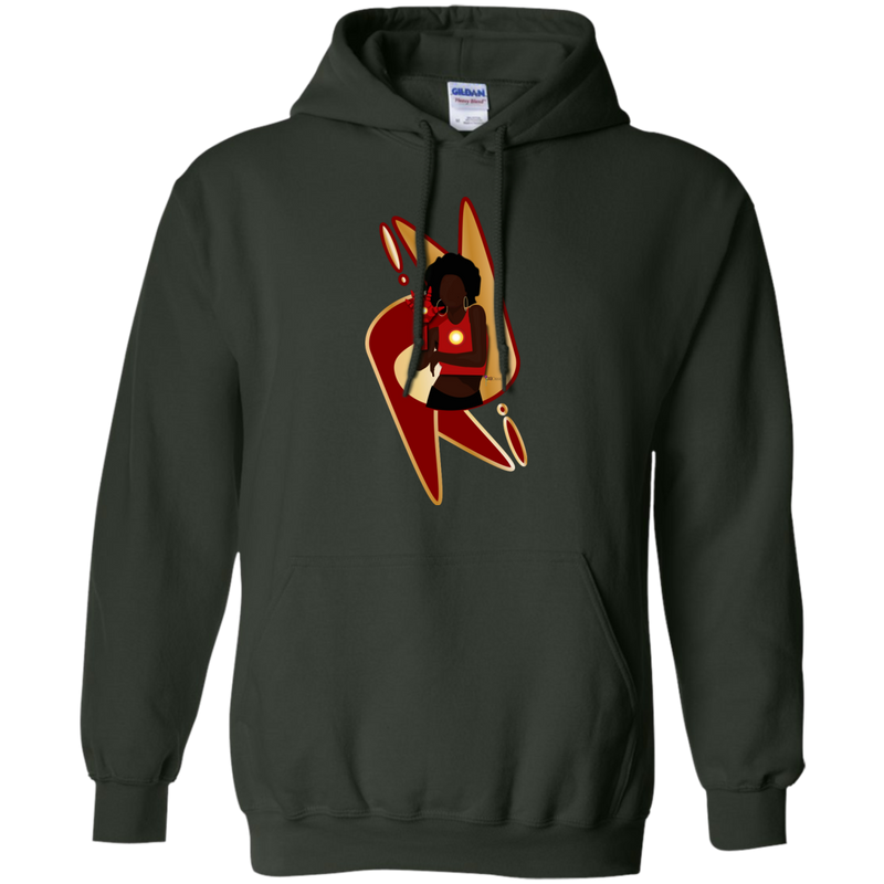 3ac3b025ea Marvel - IRONHEART iron man T Shirt   Hoodie – Minimize Shop
