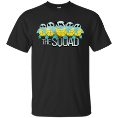 Pokemon - S Squad squirtle T Shirt & Hoodie